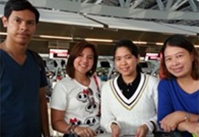 Study In New Zealand - Teachers from Watpapradoo School study at CCEL (CHC campus) (Group1)