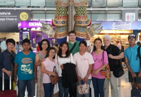 Study In New Zealand - Teacher from Srinagarindra The Princess Mother School, Rayong study at Edenz Colleges in Auckland
