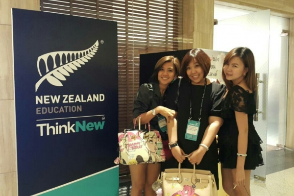 The Agent Seminar and the New Zealand Education Fair 2015